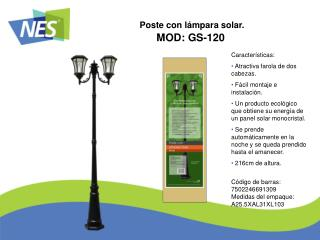 MOD: GS-120