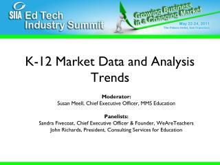 K-12 Market Data and Analysis Trends