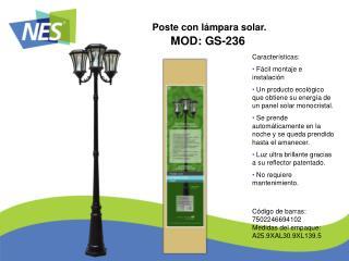 MOD: GS-236