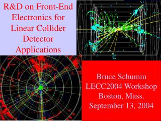 R&D on Front-End Electronics for Linear Collider Detector Applications