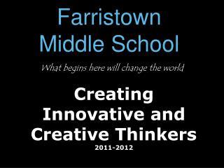 Farristown  Middle School