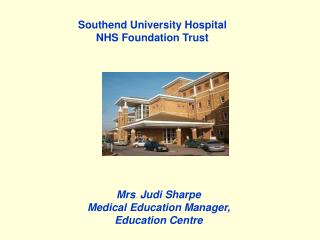 Southend University Hospital NHS Foundation Trust