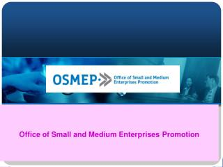 Office of Small and Medium Enterprises Promotion