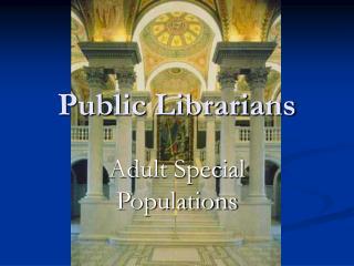 Public Librarians