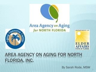 Area Agency on Aging for North Florida, Inc.