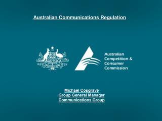 Australian Communications Regulation