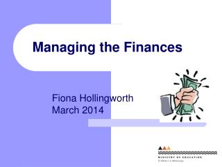 Managing the Finances