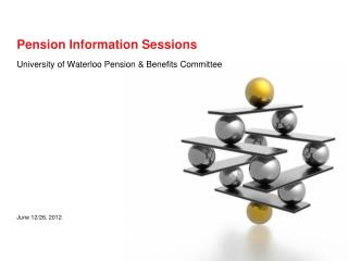 Pension Information Sessions