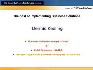 Dennis Keeling