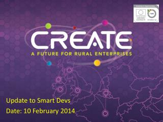 Update to Smart Devs Date: 10 February 2014