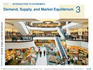 PART I INTRODUCTION TO ECONOMICS