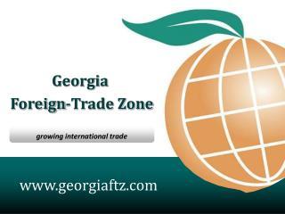 growing international trade