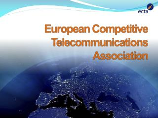 European Competitive Telecommunications Association