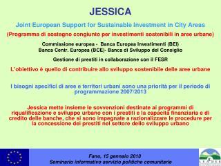 Commissione europea -  Banca Europea Investimenti (BEI)
