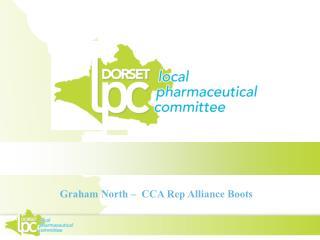 Graham North –  CCA Rep Alliance Boots