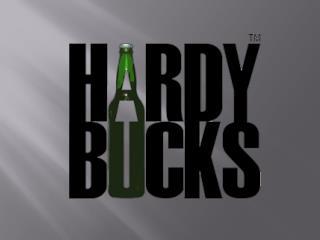 Hardy Bucks Presentation
