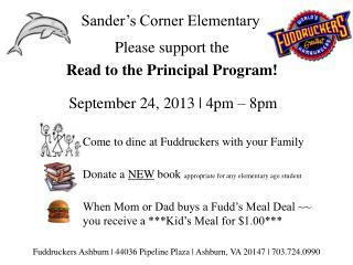Sander's Corner Elementary