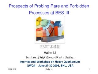 Prospects of Probing Rare and Forbidden Processes at BES-III