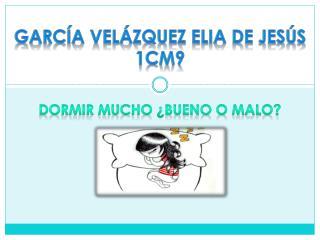 GARCÍA VELÁZQUEZ ELIA DE JESÚS  1CM9