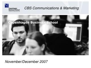 CBS Communications & Marketing