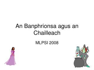 An Banphrionsa agus an Chailleach