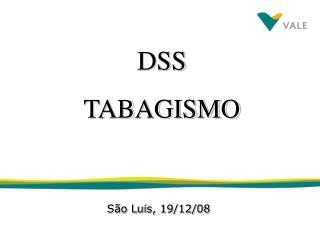 DSS TABAGISMO