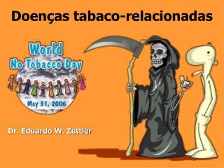 Doenças tabaco-relacionadas