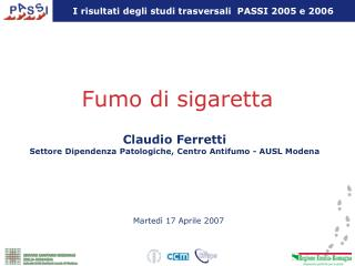 Fumo di sigaretta