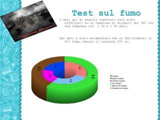Test sul fumo