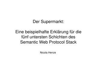 Nicola Henze