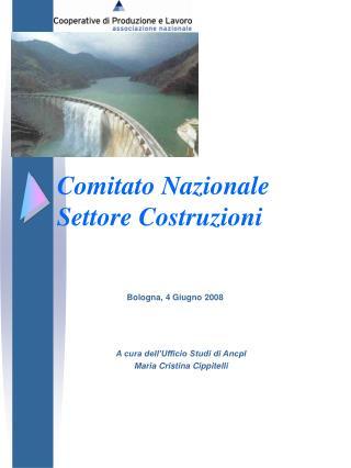 Comitato Nazionale Settore Costruzioni