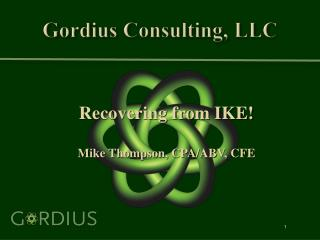 Gordius  Consulting, LLC