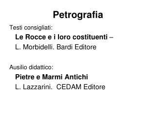 Petrografia