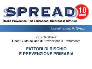 Fattori di rischio e prevenzione primaria