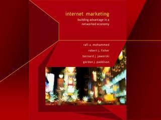 Internet Marketing Chapter 13 Lecture Slides