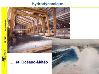 Hydrodynamique ...