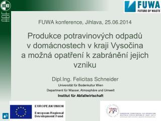FUWA konference ,  Jihlava , 25.06.2014