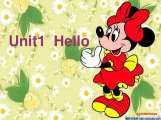 Unit1  Hello