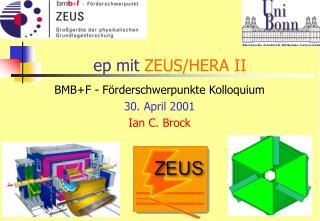 ep mit  ZEUS/HERA II