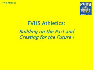 FVHS Athletics: