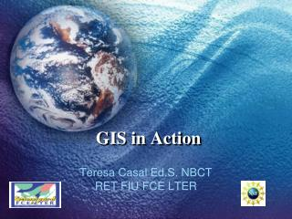 GIS in Action