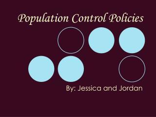 Population Control Policies