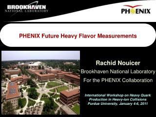 PHENIX Future Heavy Flavor Measurements