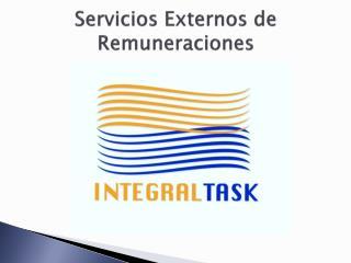 Servicios Externos de Remuneraciones