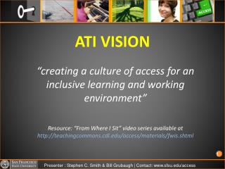 ATI Vision