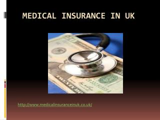 Medical Insurance in UK: Get Best Insurance Plans
