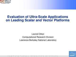 Evaluation of Ultra-Scale Applications on Leading Scalar and Vector Platforms