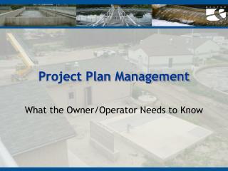 Project Plan Management