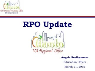 RPO Update