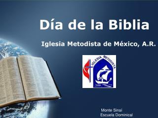 D�a de la Biblia